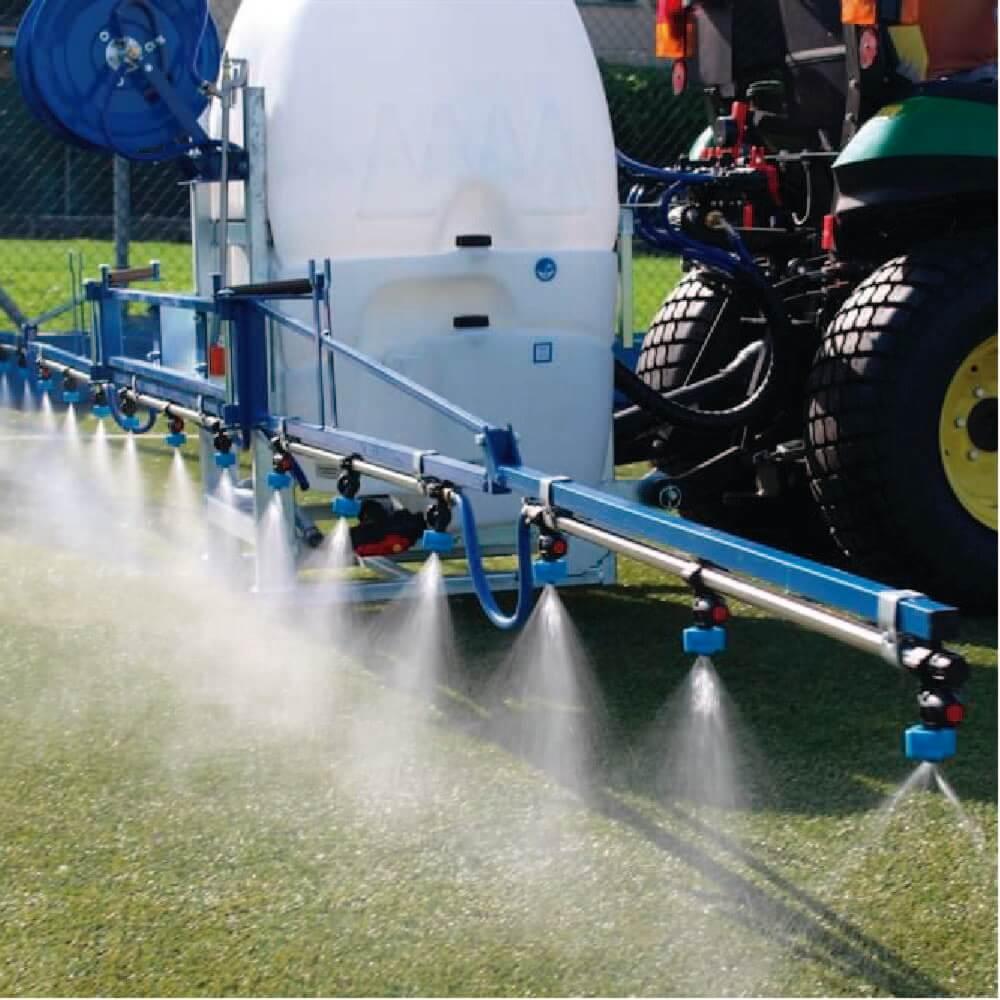 ¿Cómo desinfectar los campos de césped artificial?